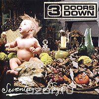 3 Doors Down. Seventeen Days