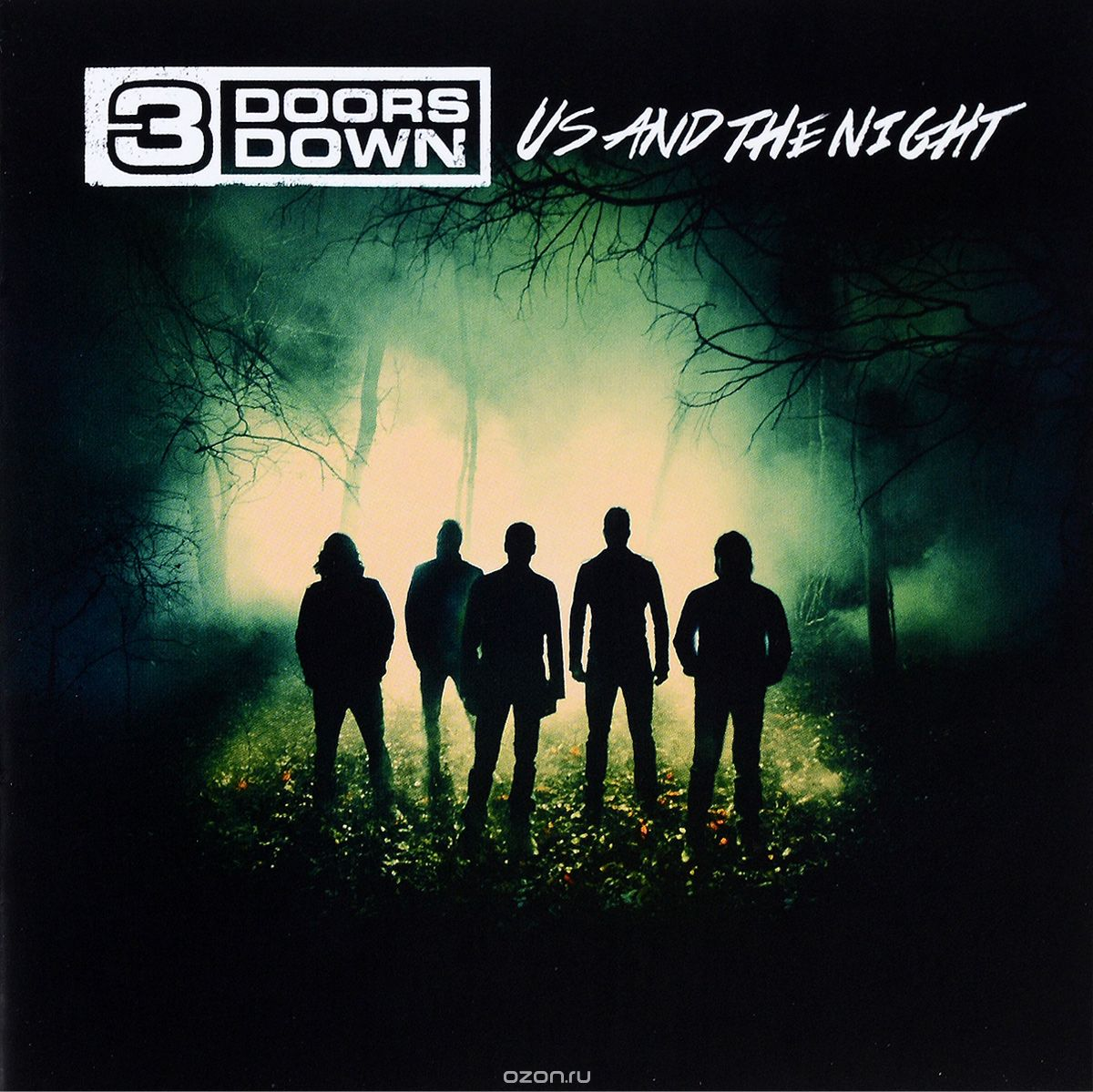 3 Doors Down. Us And The Night